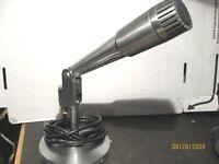 VINTAGE ARISTA 603 DESK MIC RARE ANTIQUE HAM RADIO OR CB RADIO