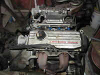 Dodge Colt /Mitsubishi motors and transmissions for sale