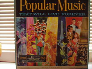 Popular Music That will live forever Albums
