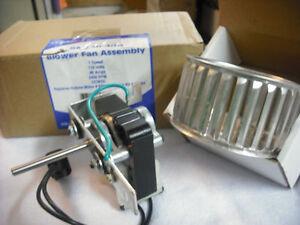 Nutone Exhaust Fan Bathroom Kitchen Motor And Fan Ebay