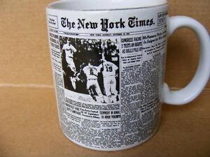 "FS: Baltimore Orioles 1966 World Series ""Commemorative"" Mug London Ontario image 1"
