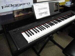 Vente - claviers et pianos numériques YAMAHA chez Piano Héritage Laval / North Shore Greater Montréal image 2