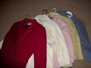 Women's Blazer/Jackets Size 14