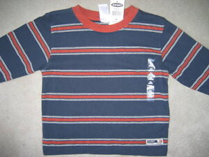 BRAND NEW - Old Navy Striped Shirt - 3T