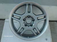 """AMG""  WHEELS  from  MERCEDES ""C 32"""