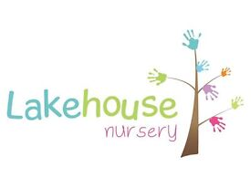 Fabulous Practitioner wanted for Outstanding Nursery Portishead, generous pay, holiday, free parking