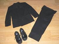 Soulier noir formal pour habit gracon grandeur  2