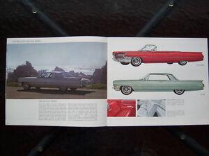 1964 Cadillac showroom catalog London Ontario image 2