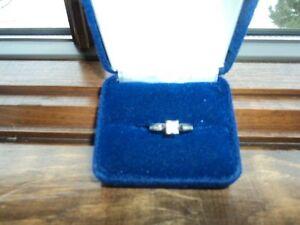 Diamond Ring ---  Custom Made  Engagement /Wedding Windsor Region Ontario image 2