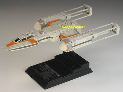 F-TOYS STAR WARS VEHICLE Y-WING LUKE STARFIGHTER ALLIANCE ASSULT BOMBER SW_2.SP