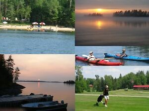 Cottage for rent, Lake of the Woods, Kenora, Sioux Narrows, ON
