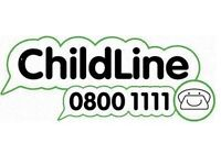 ChildLine Volunteer Counsellor - Train to be a Volunteer Counsellor with ChildLine in Aberdeen