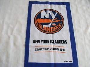 New York Islanders Dynasty Flag