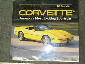 Livres collection Corvette Longueuil / South Shore Greater Montréal image 3