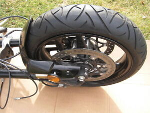 GSXR600 2008 ENGINE KIT AND COMPLETE FRONT END WITH ONLY 650KMS Windsor Region Ontario image 6