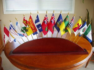 Flag Display Stand for 52 flags