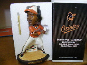 "FS: 2003 ""Eddie Murray 1977 Rookie Year"" Bobble Head in Original London Ontario image 1"
