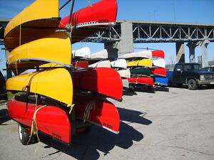 CANOES INVENTORY CLEAROUT SALE ON ALL KEVLAR CANOES. City of Toronto Toronto (GTA) image 3