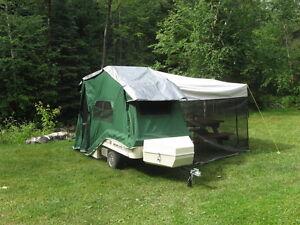 Mini tente-roulotte Lees-ure Lite Excel - Modèle 2017 Saguenay Saguenay-Lac-Saint-Jean image 1