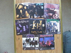 "FS: 1993-94 Labatts Beer ""Promotional"" CD Singles (Canadian Issi London Ontario image 1"
