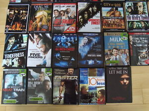 DVD's - Loads of Great DVD's - Mint Condition $3.75 each Kitchener / Waterloo Kitchener Area image 2