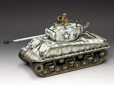 Bba054 The M4a3e8 easy Eight Sherman By King & Country