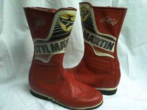 New Styl Martin Race Replica Racing Boots Windsor Region Ontario image 1