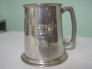 St Lawrence College Beer Stein
