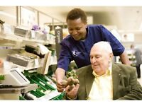 Live in care worker required. Immediate start