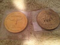 Stampede coins REDUCED
