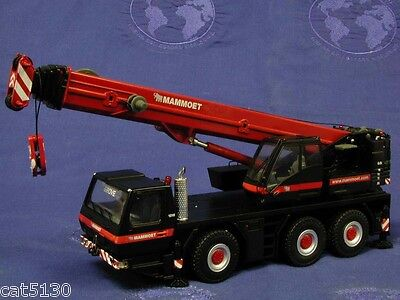 Grove Gmk3055 Truck Crane - mammoet - 1/50 - Twh 126181