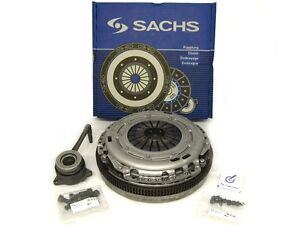 Peugeot 407 1.6 Hdi 110 04-10 Sachs Dual Mass Flywheel With Clutch kit & Bearing