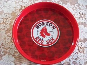 Boston Red Sox Serving Tray