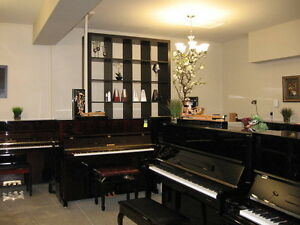 Van Geest House of Pianos  since 1974