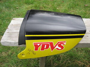 RZ500 YAMAHA SOLO SEAT COVER AND TAIL LIGHT COVERS Windsor Region Ontario image 4