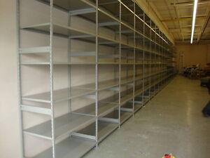 Steel Shelving - commercial grade shelving - Kwikerect brand Ottawa Ottawa / Gatineau Area image 4