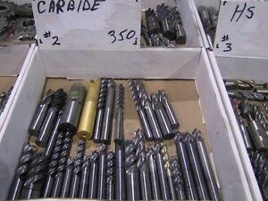 Carbide / highspeed end mills West Island Greater Montréal image 4