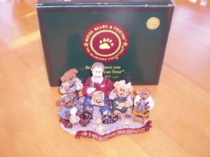 BOYDS BEAR ORNAMENT  RETIRED LIMITED EDITION Windsor Region Ontario image 1