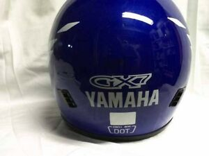 New Yamaha Dirt Bike Helmet Windsor Region Ontario image 3
