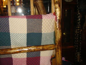 RUSTIC QUILT LADDER Cambridge Kitchener Area image 5