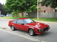 1985 Toyota Supra gts Coupe