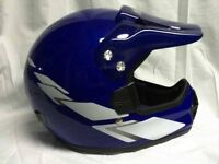 New Yamaha Dirt Bike Helmet