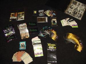 Beatles Cards (Topps/SportsTime/RiverGroup)