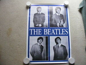 FS: The Beatles (The Early Years) Poster London Ontario image 1