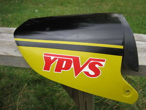 RZ500 YAMAHA SOLO SEAT COVER AND TAIL LIGHT COVERS Windsor Region Ontario image 6