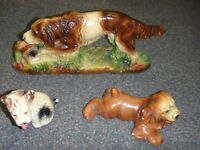 REDUCED Vintage Dog Collection $30.00