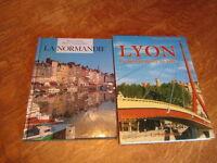 """la NORMANDIE  et LYON 3 """"langues"""" /   Je poste"""
