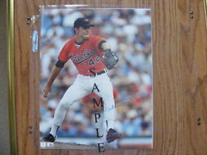 """FS: Baltimore Orioles """"Autographed"""" Photos/Items London Ontario image 3"""