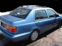 PIÈCES USAGÉS DE VW Jetta 1994 essence moteur 1.8L