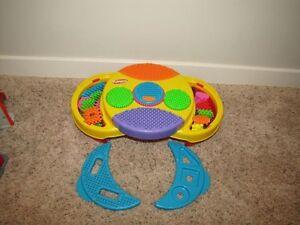 Playskool Clipo Creativity Table Kitchener / Waterloo Kitchener Area image 2